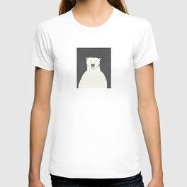Polar Bear - Stars Up Above T-shirt