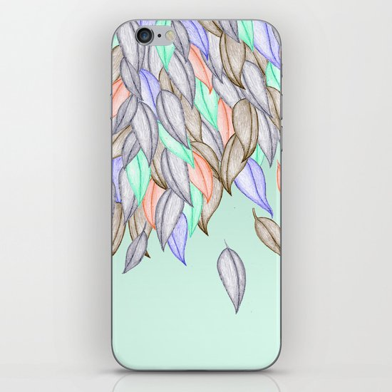 CRAYON LOVE  - A Different Nature iPhone & iPod Skin