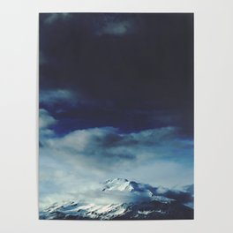 Mount Adams Poster