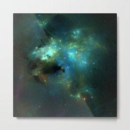 NGC 002836 Metal Print