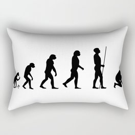 Evolve - Full Circle Rectangular Pillow