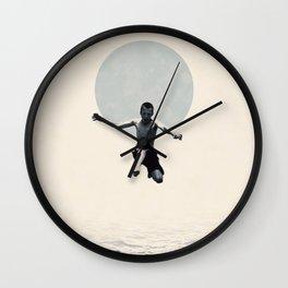 Jump in ... Wall Clock