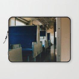 Empty Train Laptop Sleeve