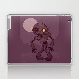 Rusty Zombie Robot Laptop & iPad Skin