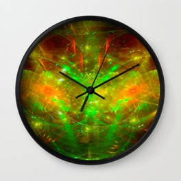 Crab Stardust- The Mind Senses Wall Clock