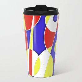 Abstract #797 Travel Mug