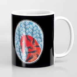 Smug red horse 2. Coffee Mug