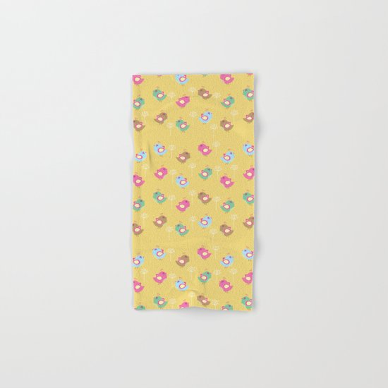 Cute Pattern 6 Hand & Bath Towel