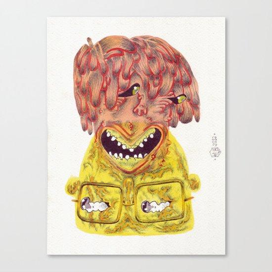 UNITED COLORS Canvas Print