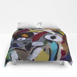 One Seeing Eye Comforters