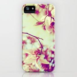 SWEET NOTHINGS iPhone Case