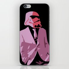 Pink iPhone & iPod Skin