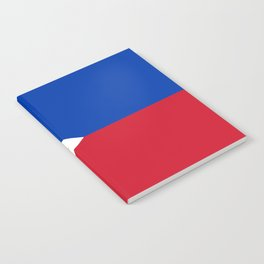 Philippines national flag Notebook