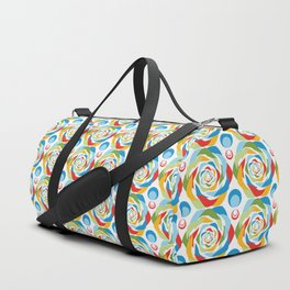 Rose Abstraction Duffle Bag