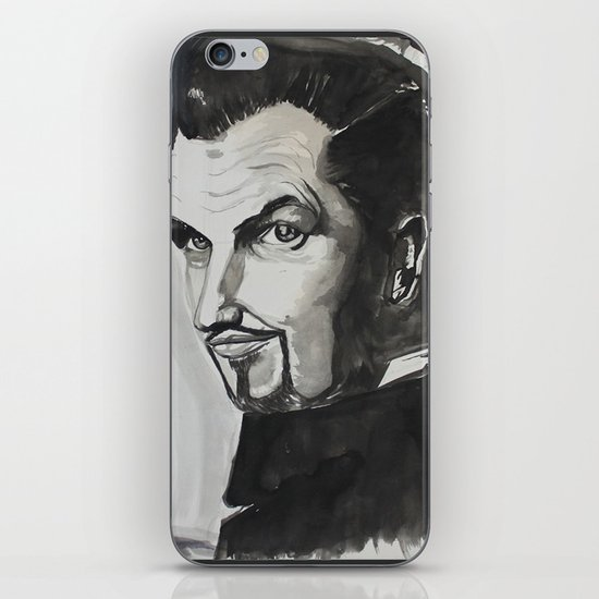 Vincent iPhone & iPod Skin