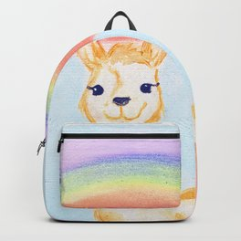 Happy Llama Backpack