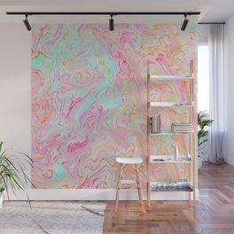 Tutti Frutti Marble Wall Mural