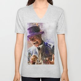 Gord Downie Unisex V-Neck