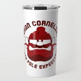 Yokon Cornelius North Pole Expeditions Travel Mug