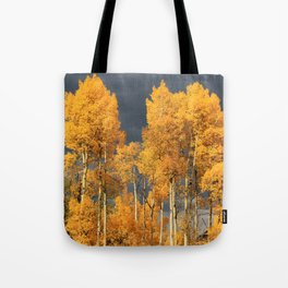 Perfect Golden Autumn Tote Bag