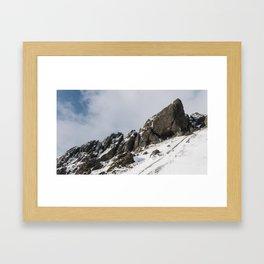Gradual Framed Art Print
