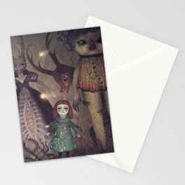 Welcoming the Omniscient Ones Stationery Cards