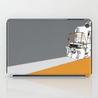 train iPad Cases featuring Train by Phillip Kauffman