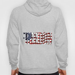 Freedom Memorial Day Gifts Hoody
