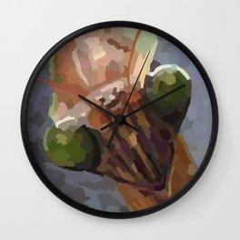 Mantis V1 Wall Clock