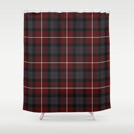 Scottish Fraser Tartan Shower Curtain