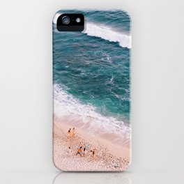 Carefree Summer iPhone Case