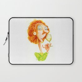 Wine Snob No.3 Laptop Sleeve