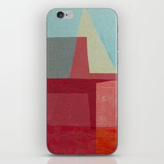 Keel iPhone & iPod Skin