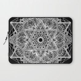Untitled I (black) Laptop Sleeve