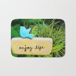 Enjoy Life Bath Mat