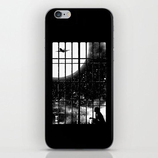 All Alone iPhone & iPod Skin