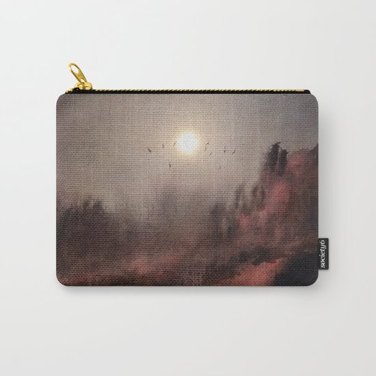 Calling The Sun c.o. Carry-All Pouch