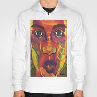 sandra dieckmann Hoodies featuring Say Her Name, dedicated to Sandra Bland by Bisa Butler