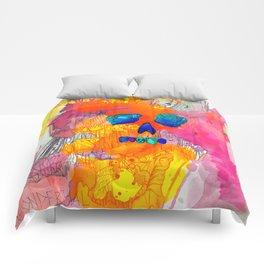 Neonderthal Ink Comforters