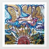 aura 1 Art Print