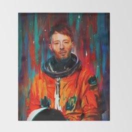 Thom Yorke Throw Blanket