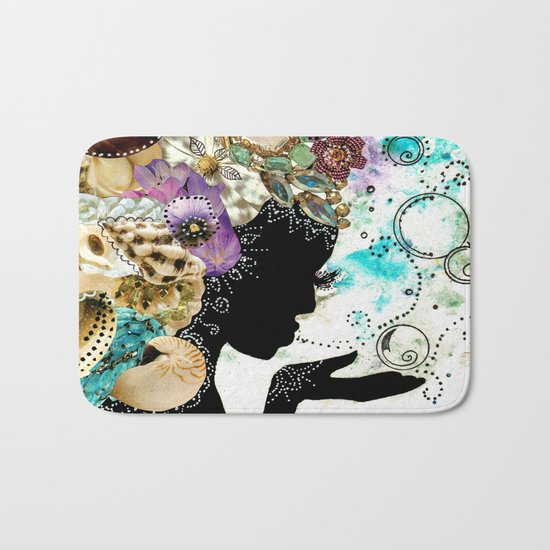 Sea Child Bath Mat