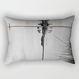 The Great Cross Rectangular Pillow