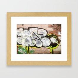 Street Life Framed Art Print