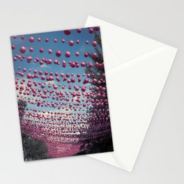 Summer Pink Stationery Cards