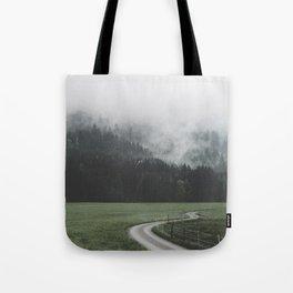road - Landscape Photography Tote Bag