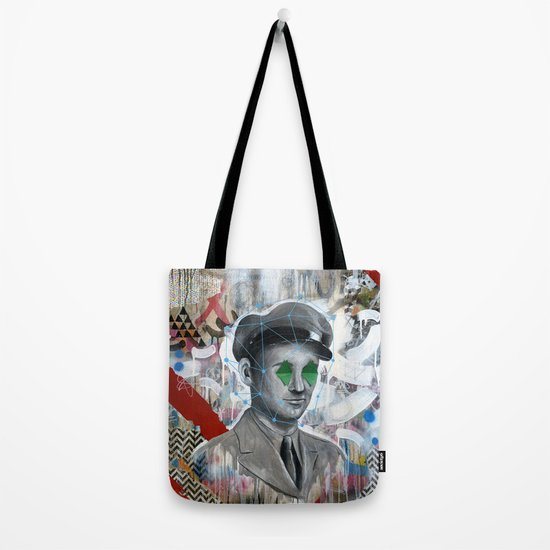 The Forgotten Soldier Tote Bag