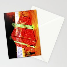 MERRY CHRISTMAS HUMAN. Stationery Cards