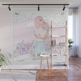 Cancer - The Dreamer Wall Mural