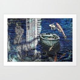 Inner Sanctum Art Print